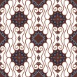 Seamless Batik Pattern — Stock Vector #8169672