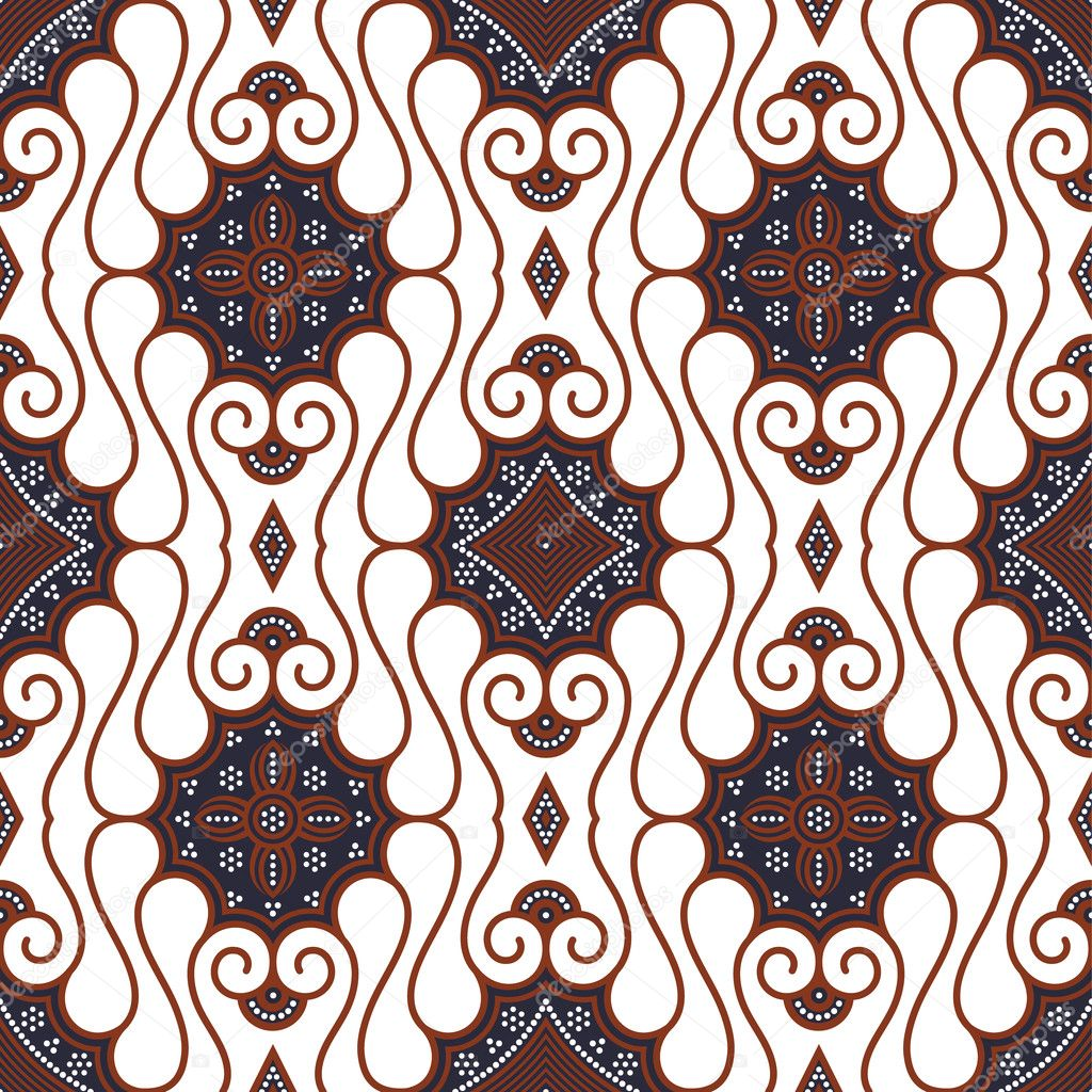 Background batik pattern stock photography image 803022 - Download Seamless Batik Pattern Stock Illustration 8169672 1024x1024