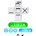 Cross design — Stock Vector