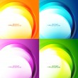 Abstract backgrounds — Stock Vector