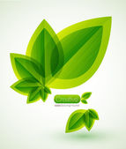 Doğa arka plan — Stok Vektör