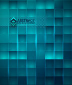 Abstract square background texture — Stok Vektör