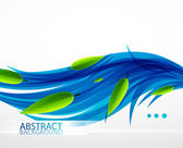 Vector nature abstract background — Stockvektor