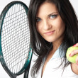 Tennis — Stock Photo #8723094