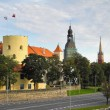 Castle of Riga - Stock Photo