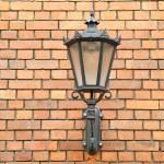 Lantern on the wall — Stock Photo #9769938