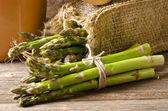 Green Asparagus — Stock Photo