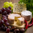 Different cheese kinds — Stock Photo #8065806