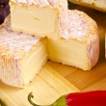 Brie — Stock Photo