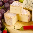 Stock Photo: Brie chese