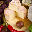 Brie chese — Stock Photo #8146223