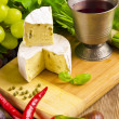 Different cheese kinds — Stock Photo #8146243