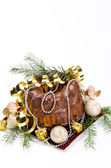 Christmas cake — Foto de Stock