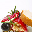 Antipasto — Stock Photo