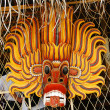 ストック写真: Traditional mask of devil