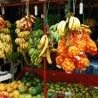 Stock Photo: Street fruit shop in Sri-Lanka