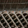 Stock Photo: Shopping Trolley