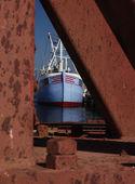 Fiskebåt i Danmark — Stockfoto