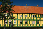 House in denmark — Stock Photo