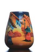 Peruvian pot — Stock Photo