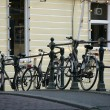 Bikes in Amsterdam — Stockfoto