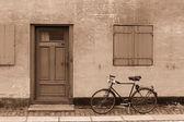Biking — Stock Photo