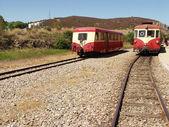 Corsica: Train Calvi to Ile Rousse — Foto de Stock