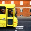 Transport by bus — Stock Photo