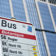 Stock Photo: Bus transport