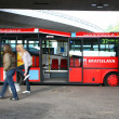 Bus transport — Stock Photo #8327878