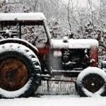 Tractor — Stock Photo #8340544
