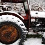 Tractor — Stock Photo #8340683