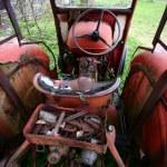 Tractor — Stock Photo #8341461