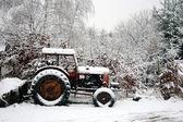 Traktor — Stock fotografie