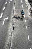 Biking — Foto de Stock