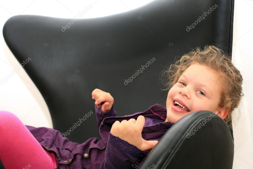 Happy child — Stock Photo #8389208