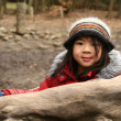 Child in winter — Stock Photo #8395209