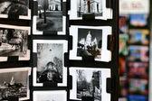 Parisianpost cards — Stock Photo