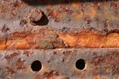 Rusted metal — Stock Photo