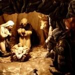 Nativity Scene — Stock Photo #8233297