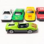 玩具车 — 图库照片