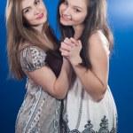 Happy teen friends — Stock Photo #10367834