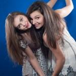 Happy teen friends — Stock Photo #10367955