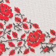 Bead embroidery — Stock Photo #10412655
