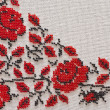 Bead embroidery — Stock Photo
