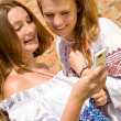 Teenagers Communication - Stock Photo