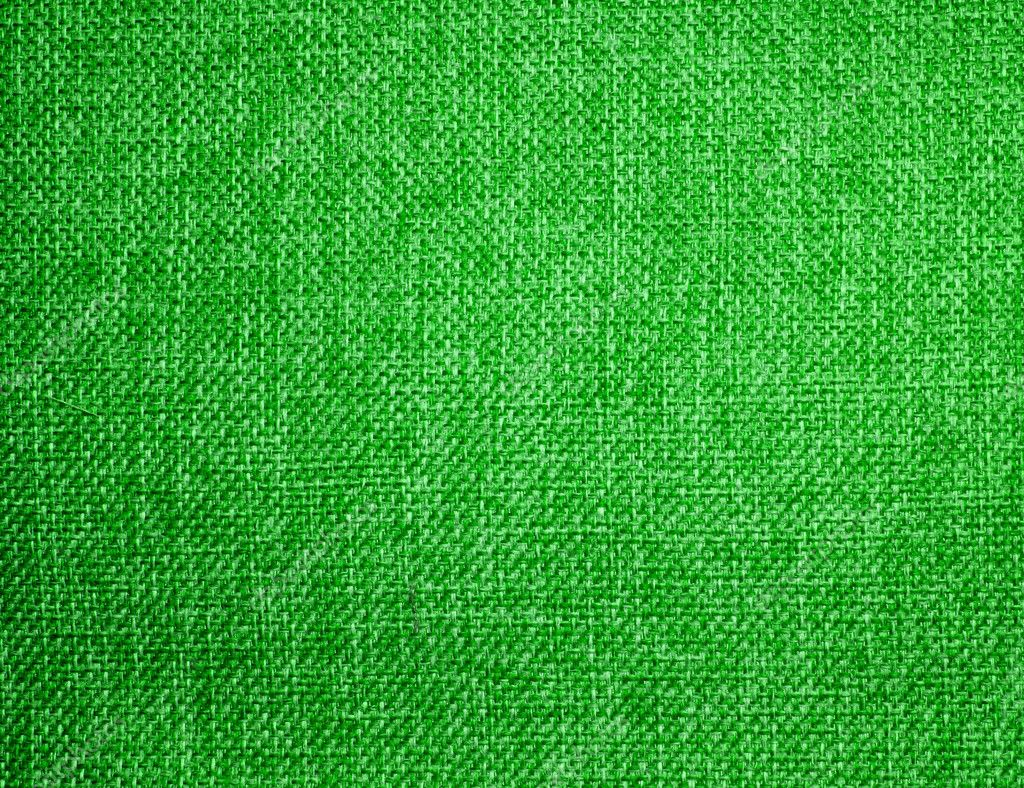 Green fabric as background — Stock Photo #8905829