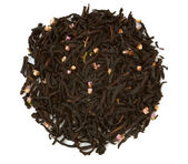 Aromatizovaný černý čaj — Stock fotografie