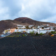 Village of Femes in Lanzarote - Stock Photo
