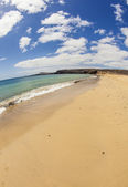 Beautiful papagayo beaches — Stock Photo